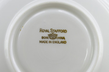 """Чайная пара """"Коронация Елизаветы II"""", арт. 4653"""