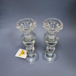 Подсвечники пара на 1 свечу, арт. 4740