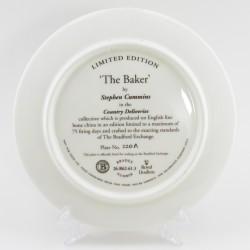 "Тарелка ""Пекарь"" 19,5см., арт. 4784"