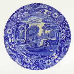 "Тарелка ""Blue Italian"" (Голубая Италия) 15,5см.,  арт. 4832"
