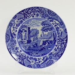 "Тарелка ""Blue Italian"" (Голубая Италия) 17см.,  арт. 4833"