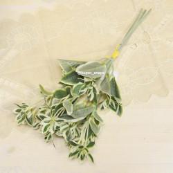 """Цветок искусственный букет срез """"Рускус"""" 39см, арт. 4920"""