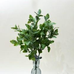 """Цветок искусственный куст """"Дурман"""" зеленый 33см, арт. 4922"""