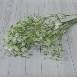 """Цветок искусственный ветка гипсофил """"Нонна"""" 70см, арт. 4950"""