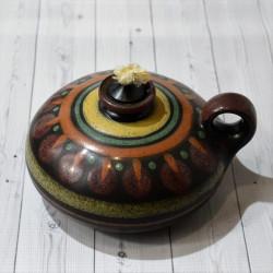 Лампа масляная с ручкой , арт. 4997