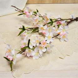 Цветок искусственный ветка яблоня 90см, арт. 5058/1