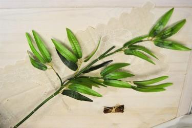 Цветок искусственный ветка бамбук 98см, арт. 5061