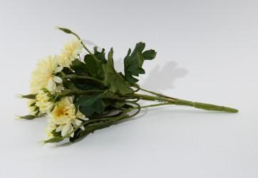 """Цветок искусственный букет маргаритки """"Горец"""" 10г. h=30см, арт. 5071"""