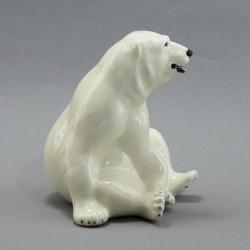 "Статуэтка ""Белый медведь"" , арт. 5200"