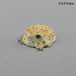 "Фигура миниатюра  ""Лягушка исландская"", арт. 5239"