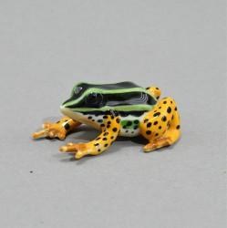 "Фигура миниатюра  ""Лягушка полосатая"", арт. 5240"