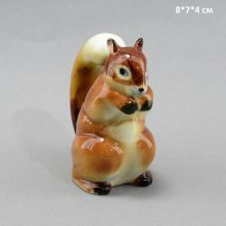 """Фигура миниатюра  """"Белка"""", арт. 5244"""