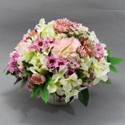 """Цветочная интерьерная композиция """"В розовом цвете"""", арт. 5324"""