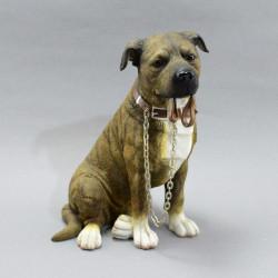 """Статуэтка """"Собака стаффордширский терьер"""", арт. 5346"""