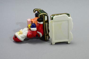 "Шкатулка ""Санта Клаус на санях"", арт. 5360"