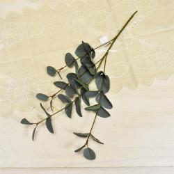 Цветок искусственный ветка пеперомия h=40см, арт. 5419