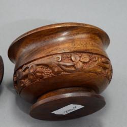 Солонка с ложечкой, арт. 5446