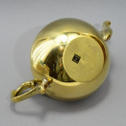 Чайник заварочный латунный, арт. 5453