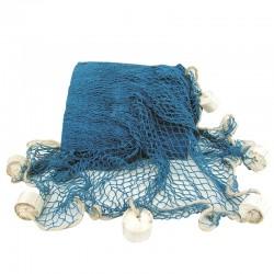 Сеть декоративная 250*250см. (синяя), арт. 4509