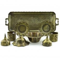 Кофейный сервиз 4х предметов., арт. 2780