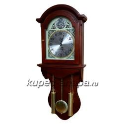 Часы настенные с маятником и мелодией, арт. 2986
