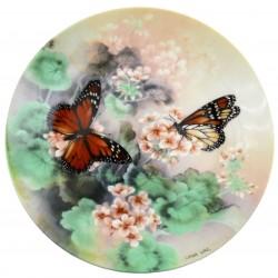 """Тарелка серия """"Бабочки"""", арт. 1515"""