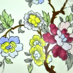 "Тарелка ""Chinese tree"" 24,7см, арт. 0743"