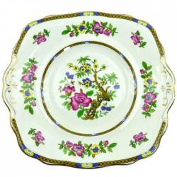 "Тарелка для пирожных ""INDIAN TREE CHARLES"" см, арт. 1817"