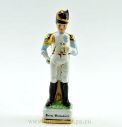 "Статуэтка ""Офицер. Dorse Grenadiers"" 16 см, арт. 2734"