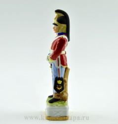 "Статуэтка ""Офицер. Dragoon Guards"" 16.5 см, арт. 2714"
