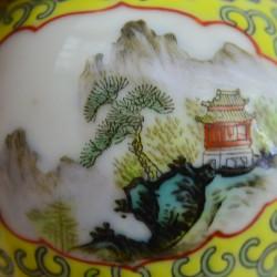 """Чайница """"Туманный пейзаж"""", арт. 1809"""