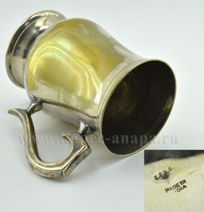 Кружка пивная 1пинта. 13см, 400гр., арт. 2740