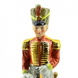 "Статуэтка ""Офицер. French Cavalery Officer"" 16 см, арт. 2822"