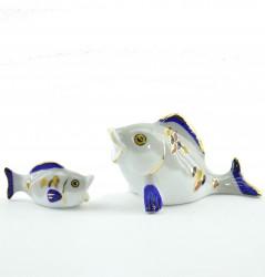 """Фигурка """"Две рыбы"""" 12*6,5см, 3*6,5см, 81гр., арт. 2765"""
