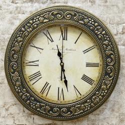 Часы настенные Бостон 6-2 d38см., арт. 4702
