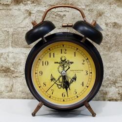 """Часы-будильник """"Якорь"""", арт. 3366"""