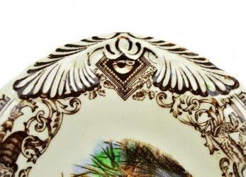 """Тарелка """"Утка"""", арт. 2820"""