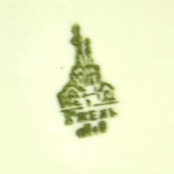 """Часы  настольные """"Кукушка"""" 10,5*18,5*26,5см, арт. 0049"""