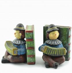 "Букенд. Подпорки для книг ""Клоун"", арт. 0763"