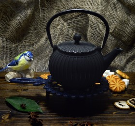 Чайники, кофейники, сервизы, бульотки, чайницы
