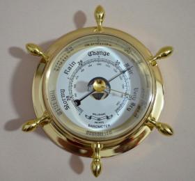 Барометры, термометры