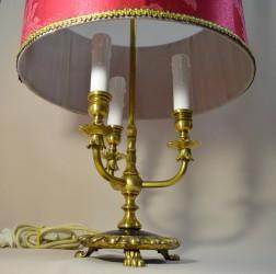 """Лампа с абажуром на """"Лапах"""", арт. 2008"""