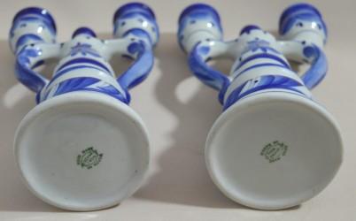 Подсвечники 2шт на 2 свечи, арт. 2472