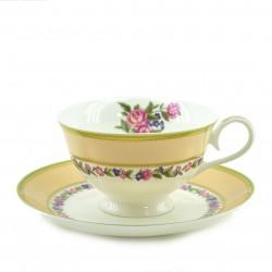"""Чайный сервиз """"Нежность"""" 15 предметов, арт.4296"""