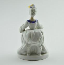 """Статуэтка """"Девушка с веером"""", арт. 2652"""