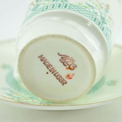 "Кофейная пара ""Роза"" 2шт. 165мл, арт. 2783"