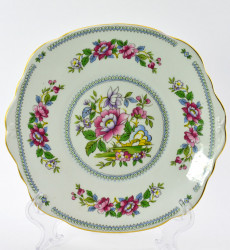 "Тарелка для пирожных ""Цветы"", арт. 1561"