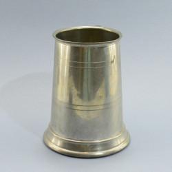 Пивная кружка 1 пинта олово, арт. 1577
