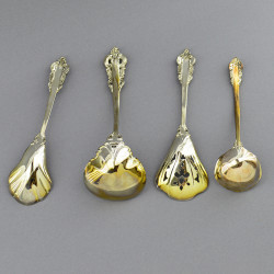 Ложки для раскладки блюд 3шт., арт. 1710 (258-181)