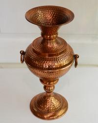 Медная ваза, арт.1725